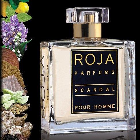 Scandal Pour Homme Roja Dove товары Niche Parfums нишевая